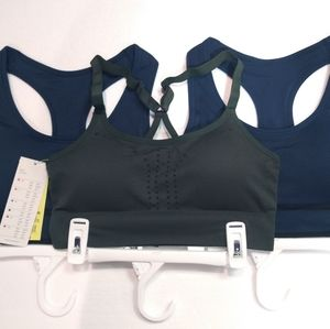 3 Sport Bra All In Motion Brand